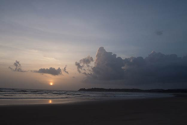Alvekodi Beach